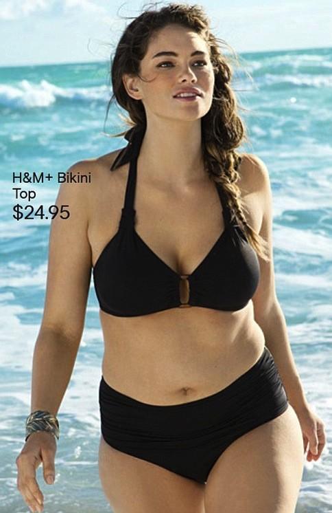 H&M strandmode Jenny Runk