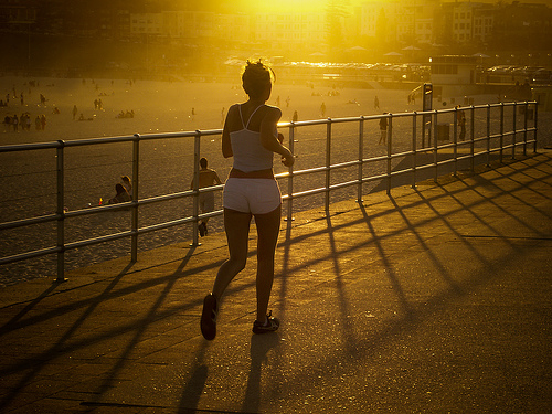 Rennen in de zomer: tips tegen de warmte