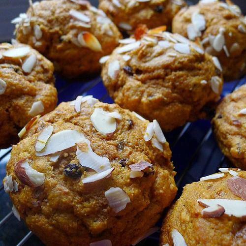 Muffins kun je beter niet als ontbijt eten