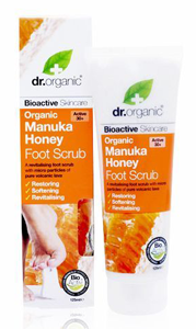 Dr Organic Manuka Honey Foot Scrub