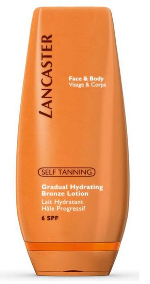 Lancaster bronzing lotion