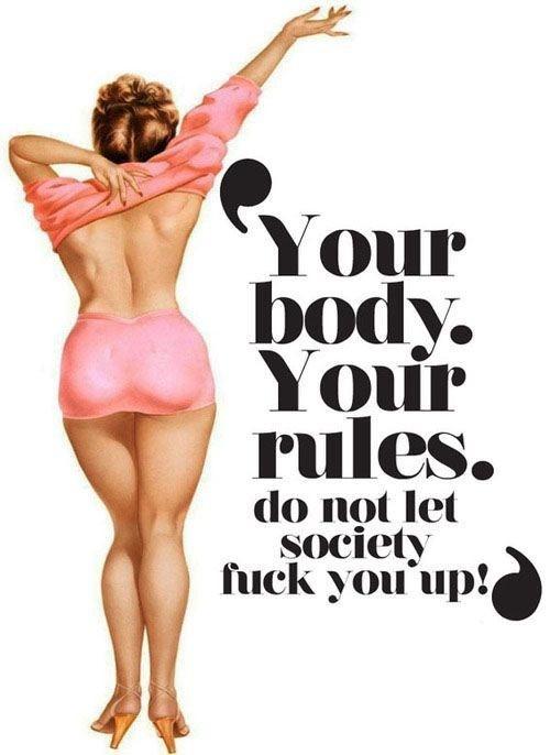 Jouw lichaam, jouw regels