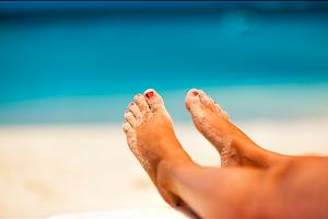 stappenplan voor zachte en mooie voeten