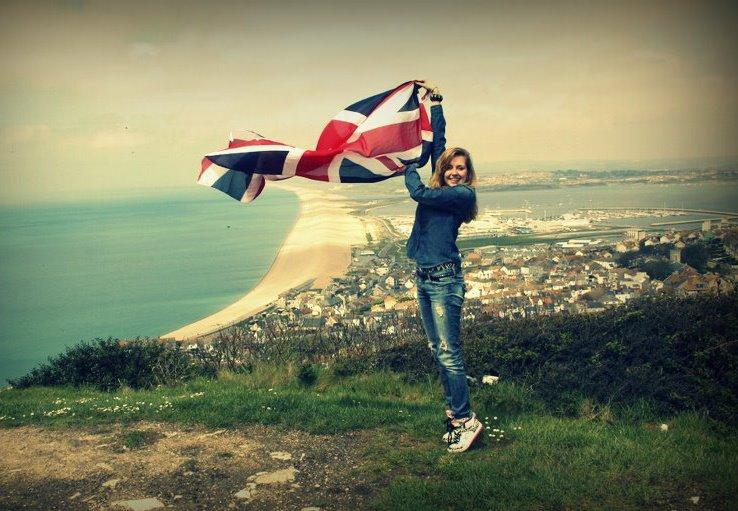 Dagmar Valerie in Engeland