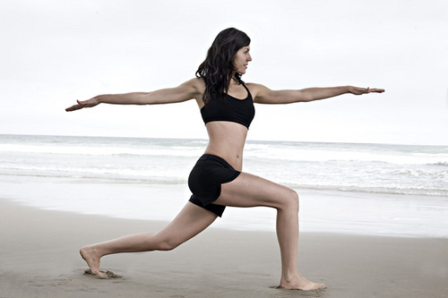 Detox yoga moves