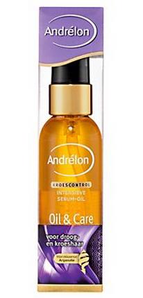Andrelon Oil en Care serum oil