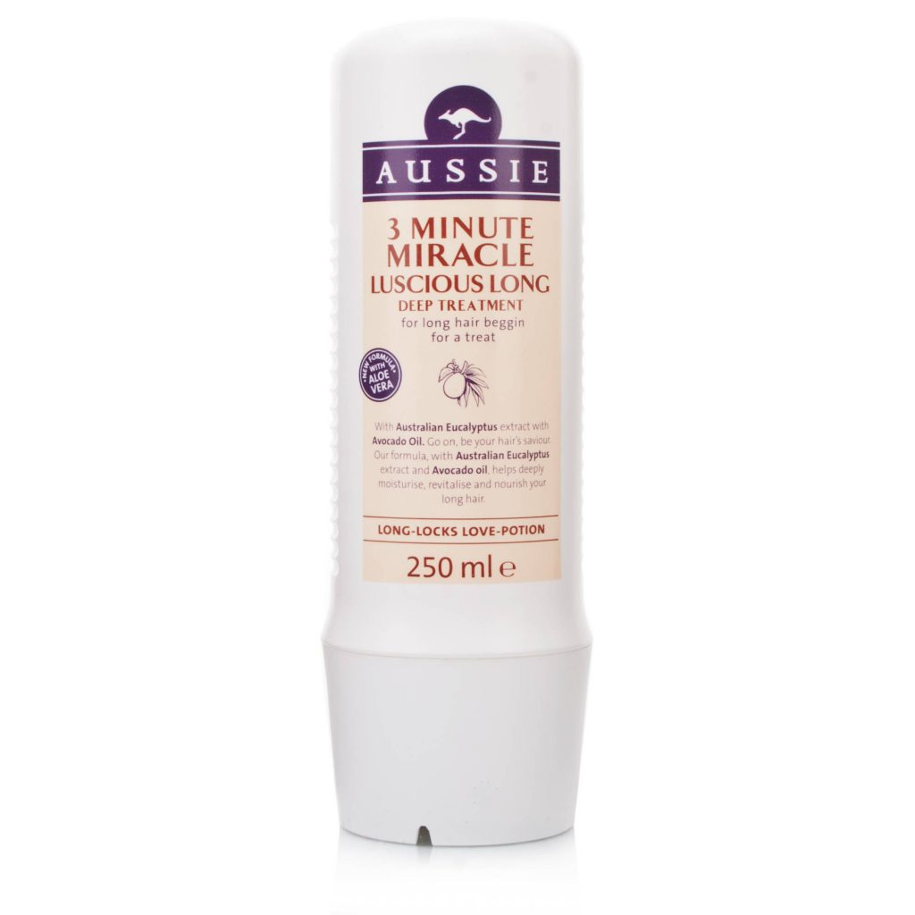Aussie Luscious Long  Minute Miracle Deep Treatment