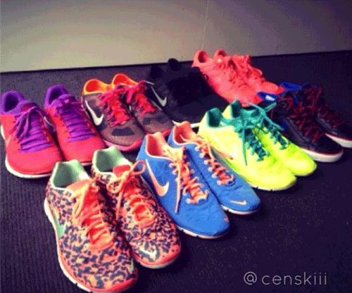 Censkiii op Instagram schoenen