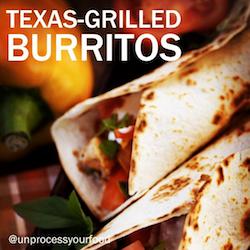 Instagram Unprocessyourfood burritos