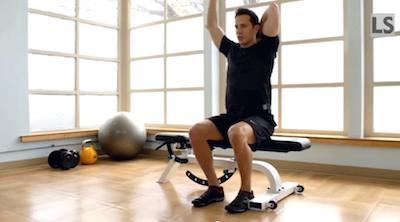 Video van de week stretchoefeningen