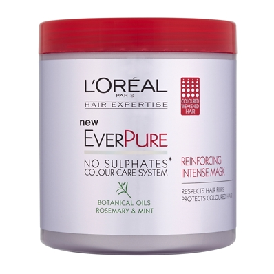 l'oréal paris hair expertise everpure reinforcing intense mask