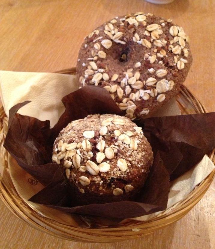 Bagels en Beans tarwe en meelvrije bagel