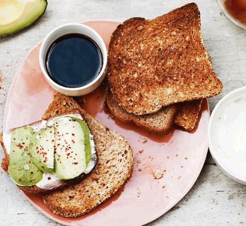 Gwyneth Paltrow avocado toast
