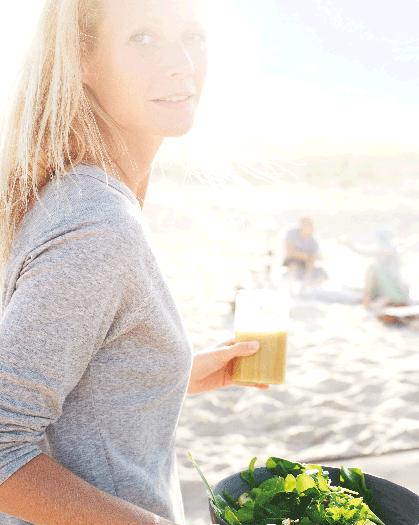 Gwyneth Paltrow gezond eten Heerlijk