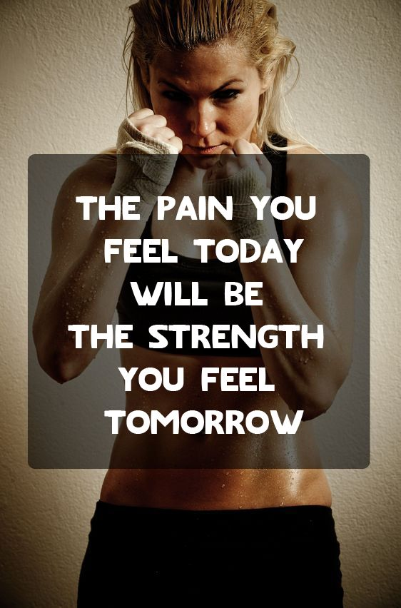 Motivatie quote The pain you feel
