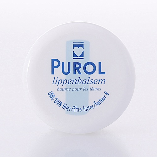 purol lippenbalsem factor 8