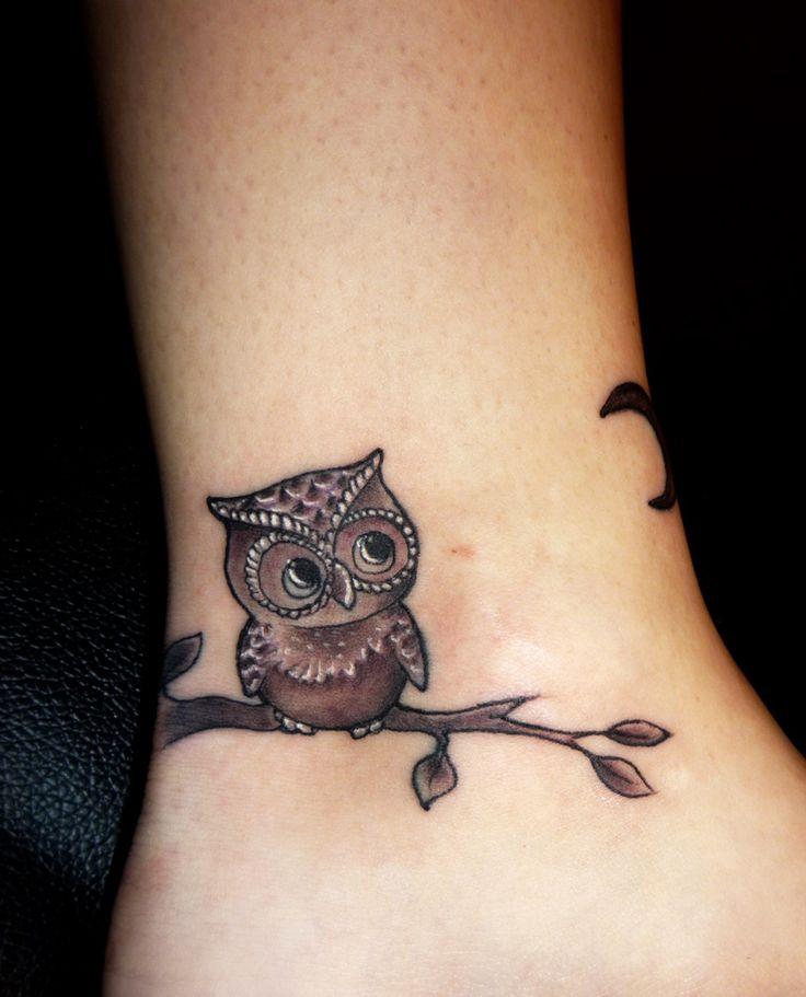 tattoo uiltje