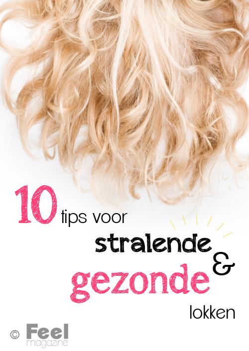 tien tips voor stralende en gezonde lokken