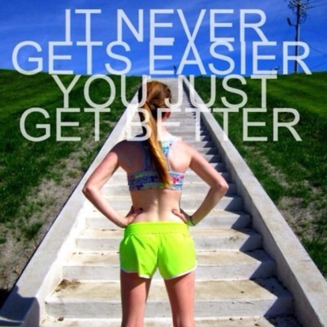 Motivatie quote you get better