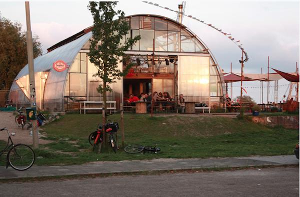 Cafe Noorderlicht Amsterdam
