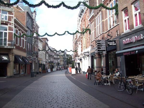 hotspot Roermond - Hamstraat