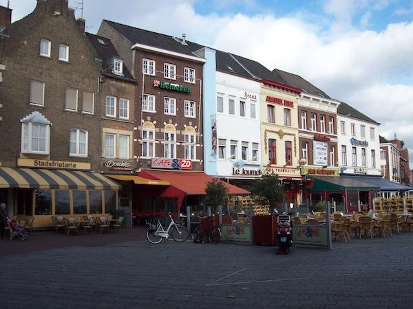 hotspot Roermond - Stationsplein
