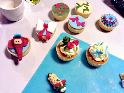 Eetdagboek Susanne cupcakes