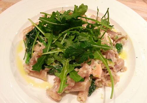pastasalade met rucola