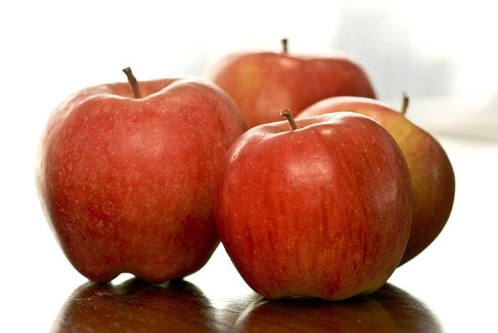 Appels zijn goed voor je huid