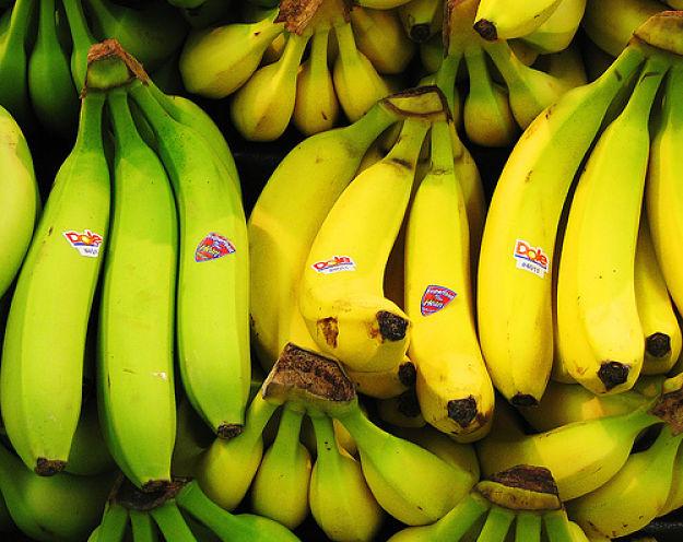 Bananen zijn goed voor je huid
