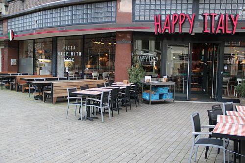 Tilburg hotspots happy italy