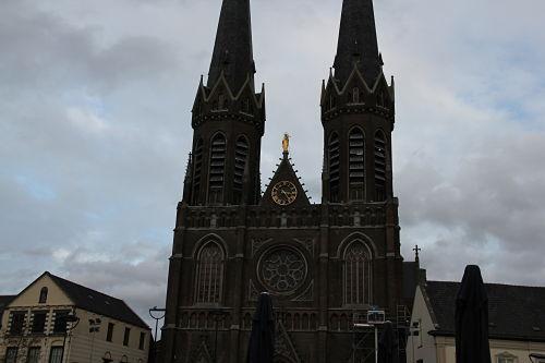 Tilburg hotspots kerk