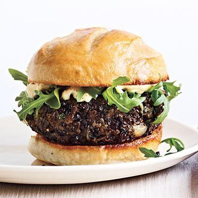 food friday hamburgers met kikkererwten