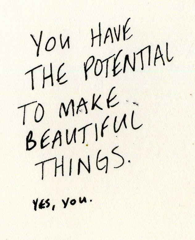 motivatie maandag blue monday quote beautiful things