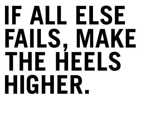 motivatie maandag blue monday quote little things heels