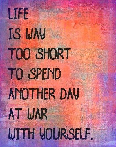 motivatie maandag blue monday quote war