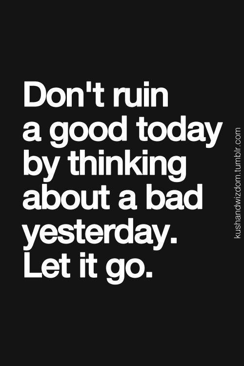 motivatie maandag blue monday quote yesterday