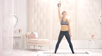 video van de week kettlebell workout