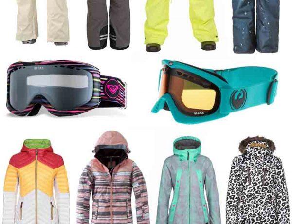 wintersportkleding uitgelicht