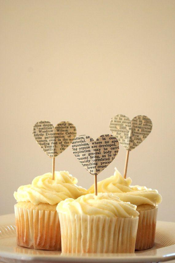 Food friday cupcake met hartje