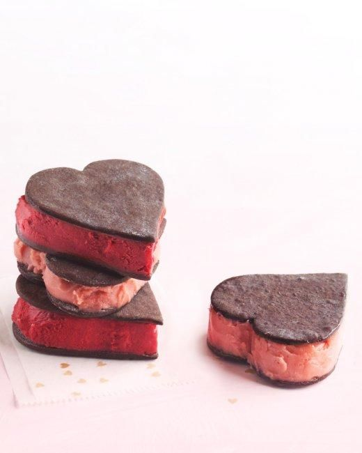 Food friday valentijnsdag chocola en ijs