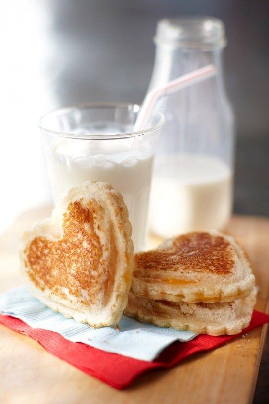 Food friday valentijnsdag pannenkoekjes