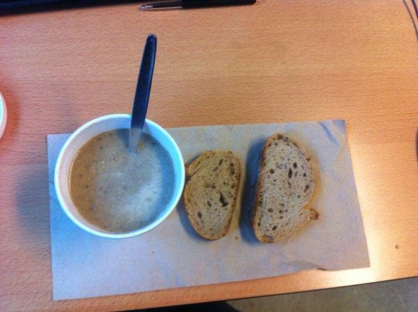Hotspot SLA soepje