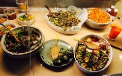 Amsterdam Lavinia Good Food vitrine
