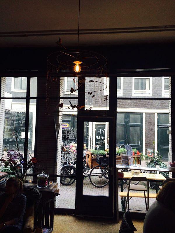 Amsterdam Lavinia Good Food