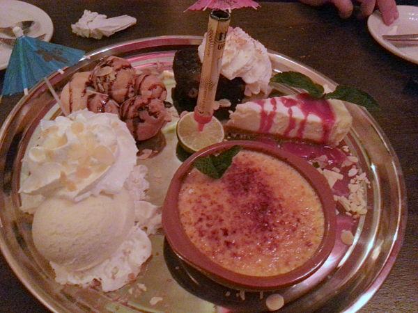 Bianca's eetdagboek desserts
