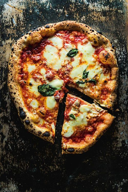 Food friday pizza margherita
