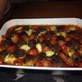Sheelaghs eetdagboek gehaktballetjes uit de oven