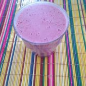 Sheelaghs eetdagboek smoothie