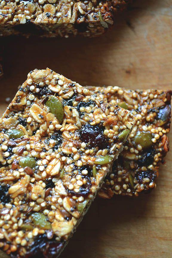 Food Friday mueslireep met quinoa